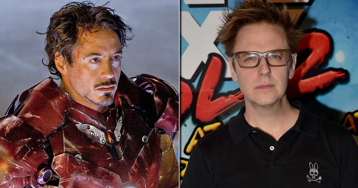 James Gunn Bashes Tweet That Said Iron Man Could Be Played By Anyone