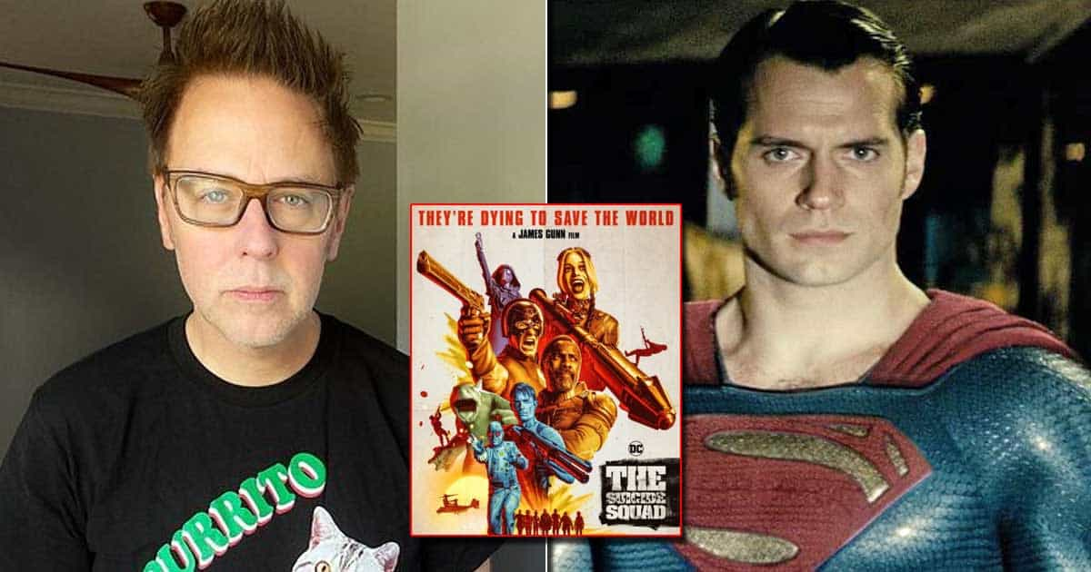 James Gunn Breaks Silence On Cutting Superman From The Suicide Squad