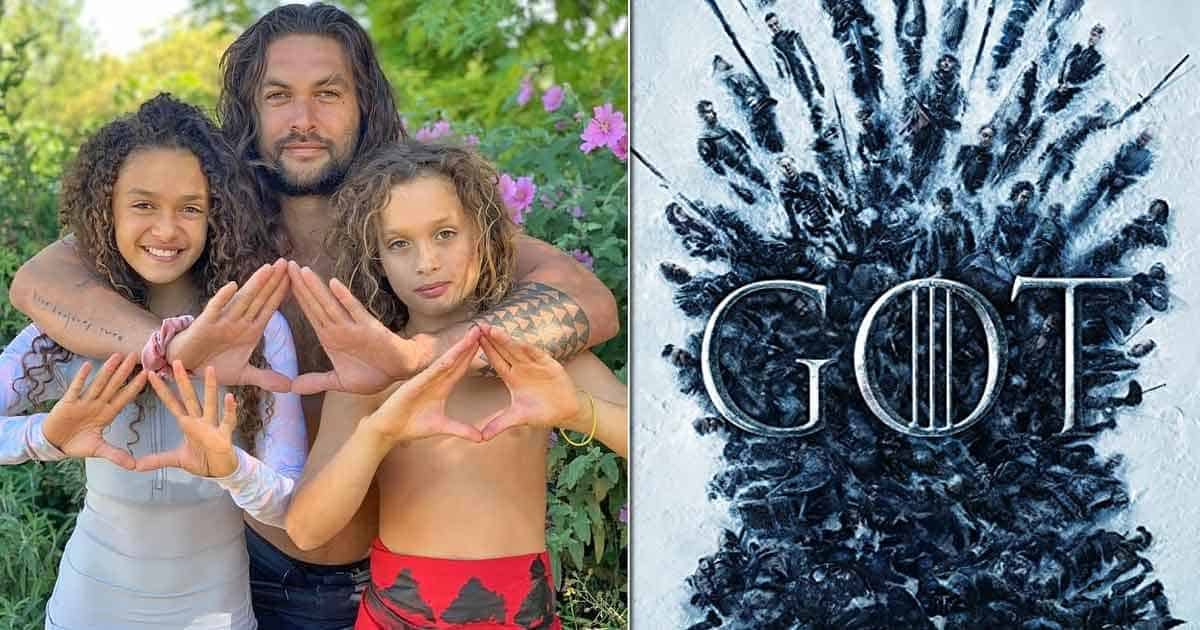Jason Momoa Reveals His Kids Can't Watch Game Of Thrones! Adds Which Other Content Is Off Limits For Them Too