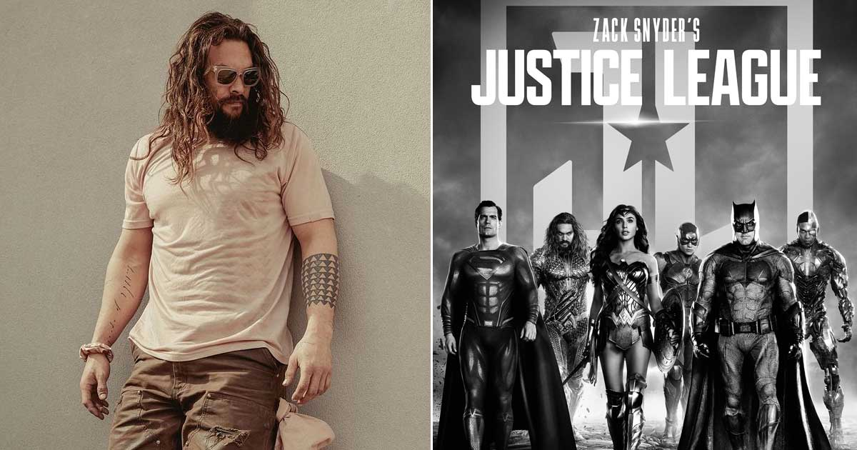 Jason Momoa Says DC Is Waiting For Him To Direct Justice League 2