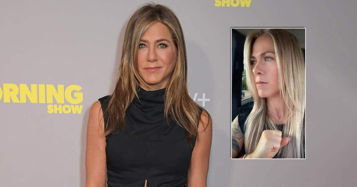 Jennifer Aniston Reacts To Her TikTok Doppelgänger, Read On