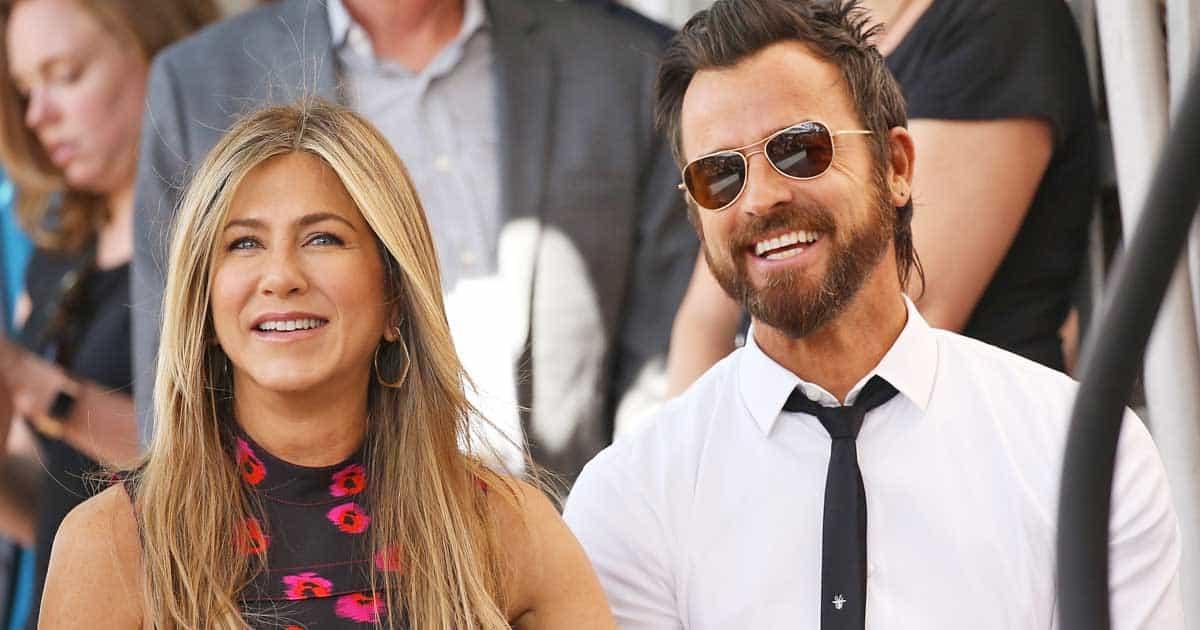 Jennifer Aniston Showers Love On Ex-Husband Justin Theroux On His Birthday
