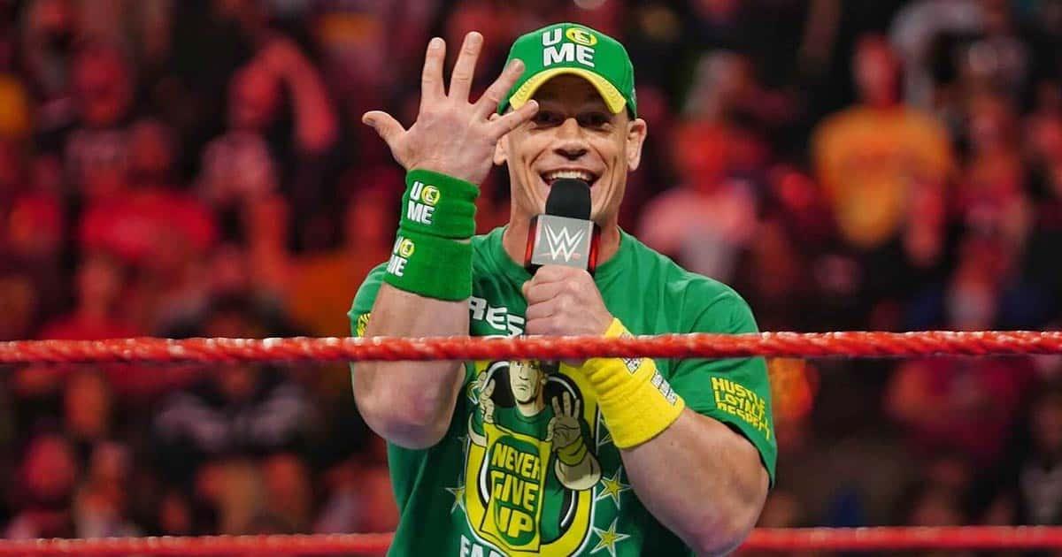 John Cena On Retirement From WWE