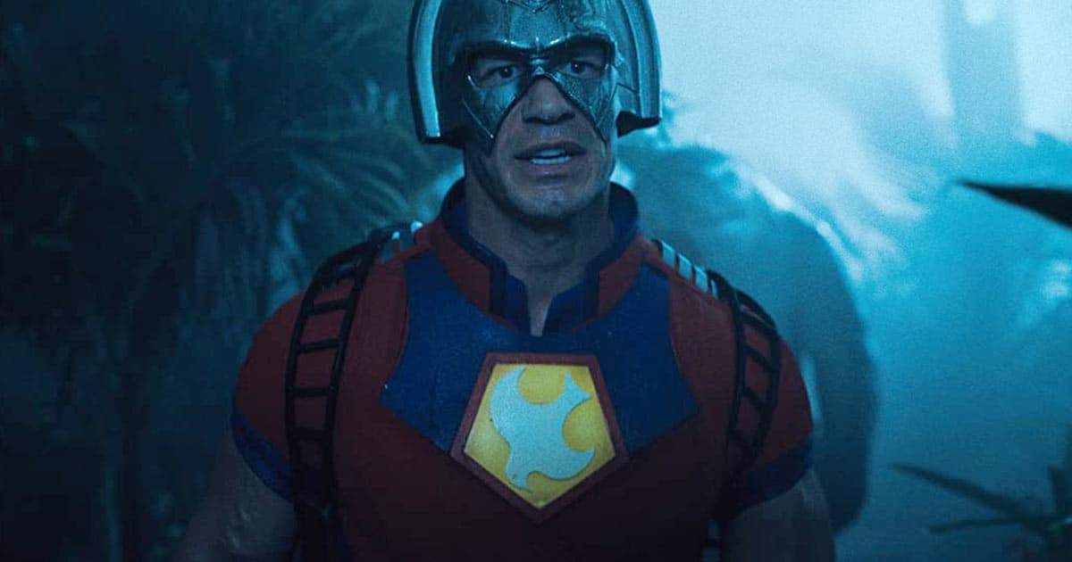 John Cena reveals why he wanted to do 'The Suicide Squad'