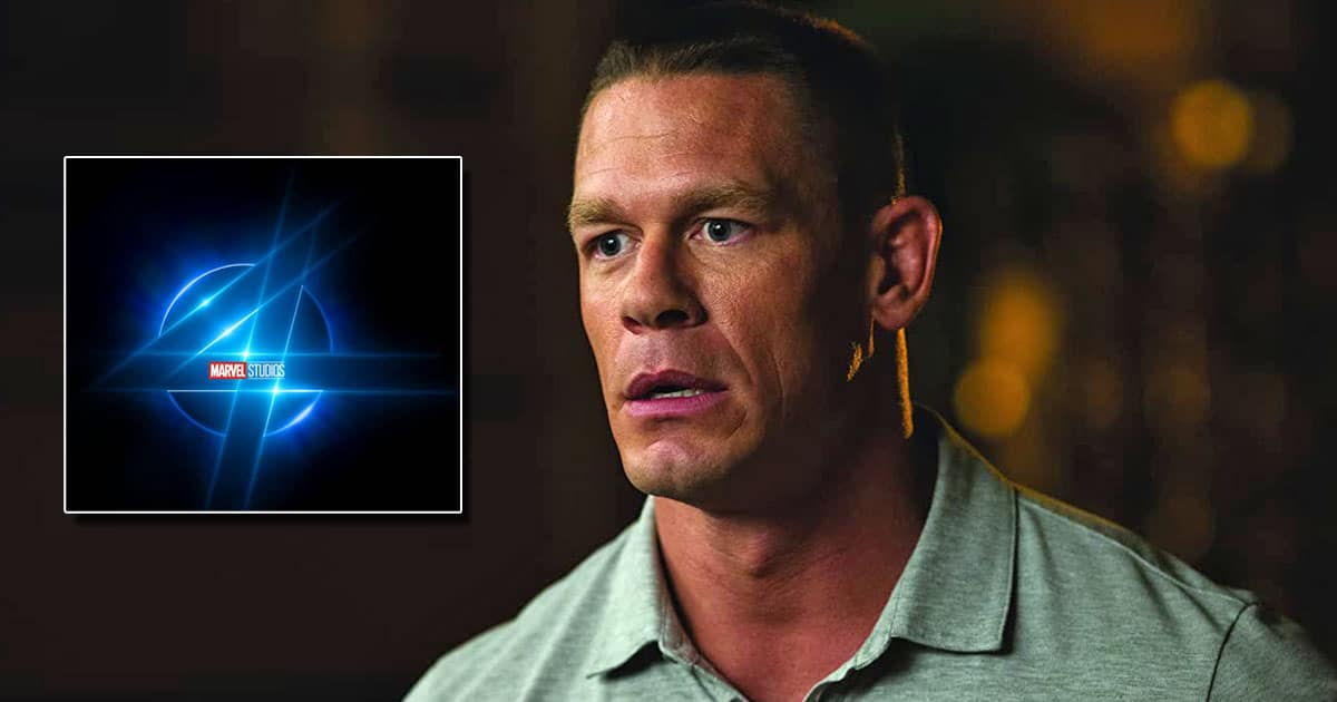 John Cena Talks About Entering Marvel With Fantastic Four Reboot?