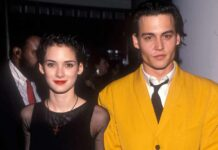 Johnny Depp Used To Sob On Sets & Was Never The Same, Winona Ryder Slept With A Burning Cigarette Post The Gut-Wrenching Breakup