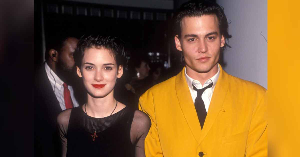 Johnny Depp Used To Sob On Sets & Was Never The Same, Winona Ryder Slept With A Burning Cigarette Post The Gut-Wrenching Breakup, Read On
