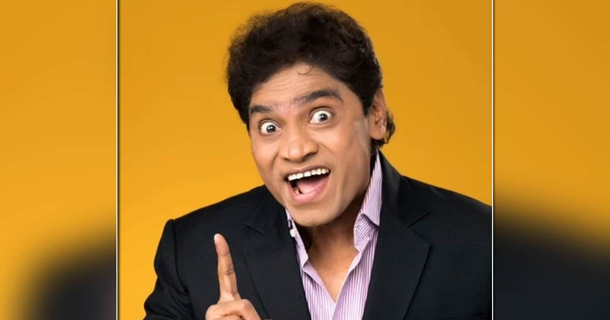 Johnny Lever Is Smiling Because Comedy Is Now Serious Business