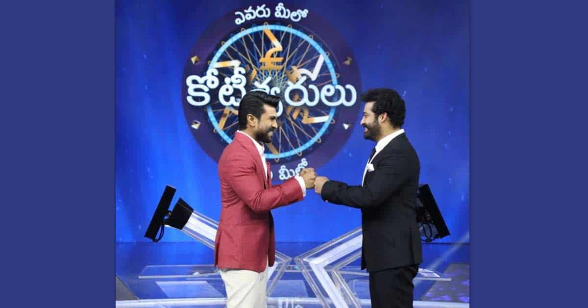 Jr NTR to host Telugu edition of KBC; Ram Charan in opening show
