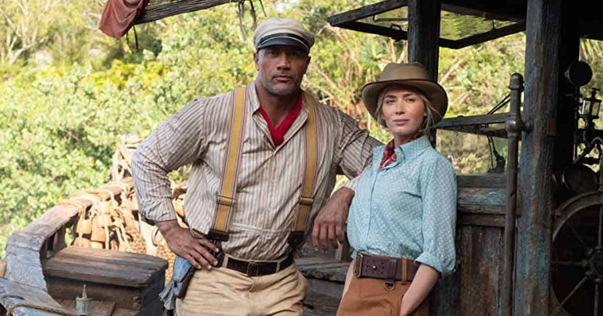 Dwayne Johnson's 'Jungle Cruise' sequel in works with original cast