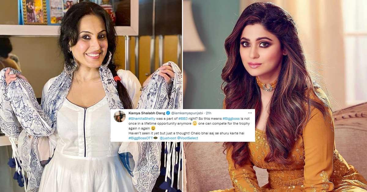 Kamya Punjabi Trolled For Mocking Shamita Shetty For Entering Bigg Boss Again!