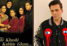 Karan Johar Shares A Story Of Casting Amitabh Bachchan, Shah Rukh Khan & 4 Others In Kabhi Khushi Kabhie Gham