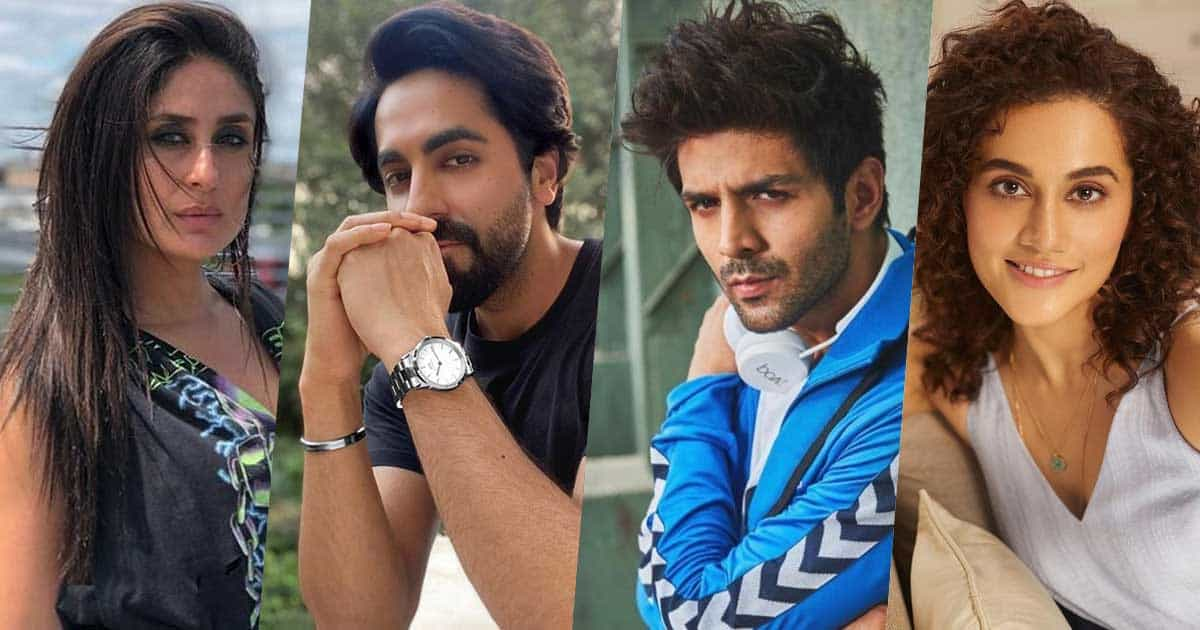 Kareena Kapoor Khan, Ayushmann Khurrana, Kartik Aaryan & More Join Hands For A Project – But What Is It?