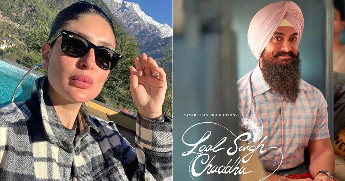 Kareena Kapoor Khan Nearly Fainted Shooting Laal Singh Chaddha While 8 Months Pregnant