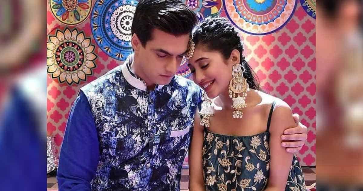 While News Of Mohsin Khan Quitting Yeh Rishta Kya Kehlata Hai Is Making The Headlines, Fans Ask Shivangi Joshi To Leave Too