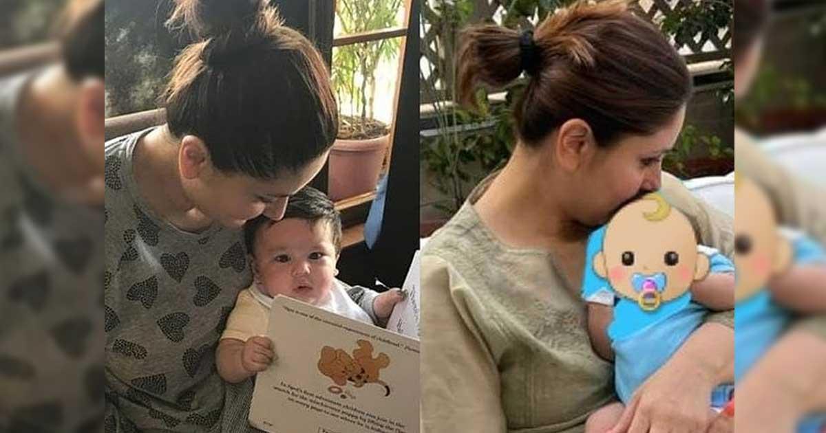 "Kareena Kapoor Khan On Raisin Her Sons: ""I Don't Want Them To Be Movie Stars"""