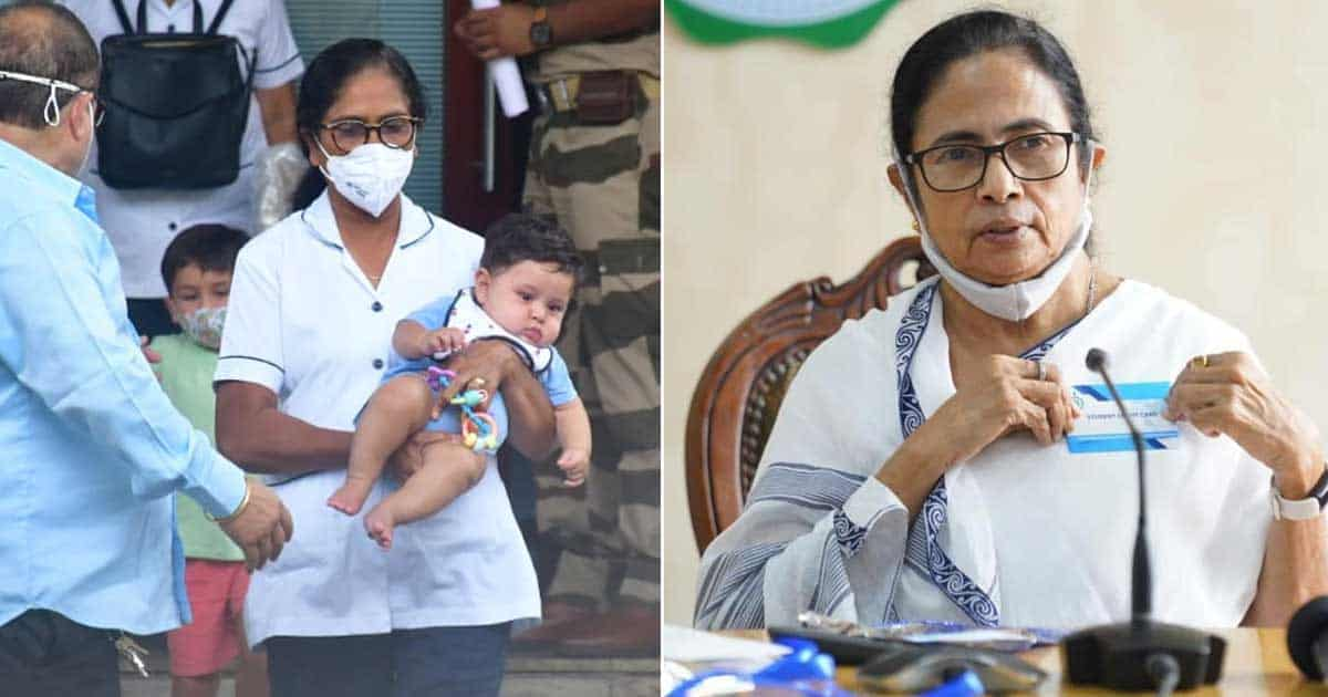 Kareena Kapoor Khan Son Jeh's Nanny Compared To West Bengal CM