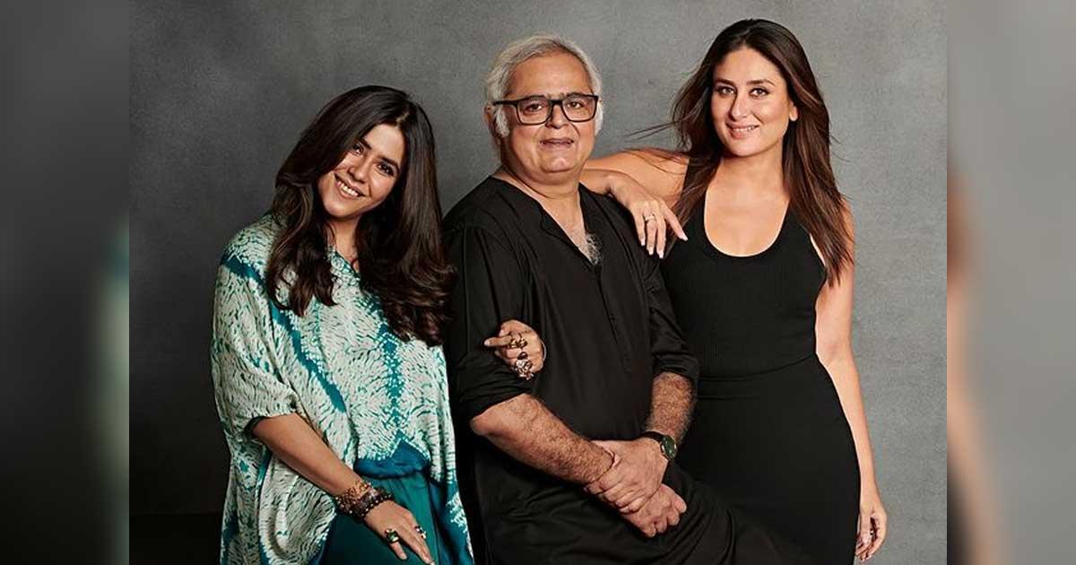 Kareena Kapoor Khan Turns Producer With Hansal Mehta Thriller