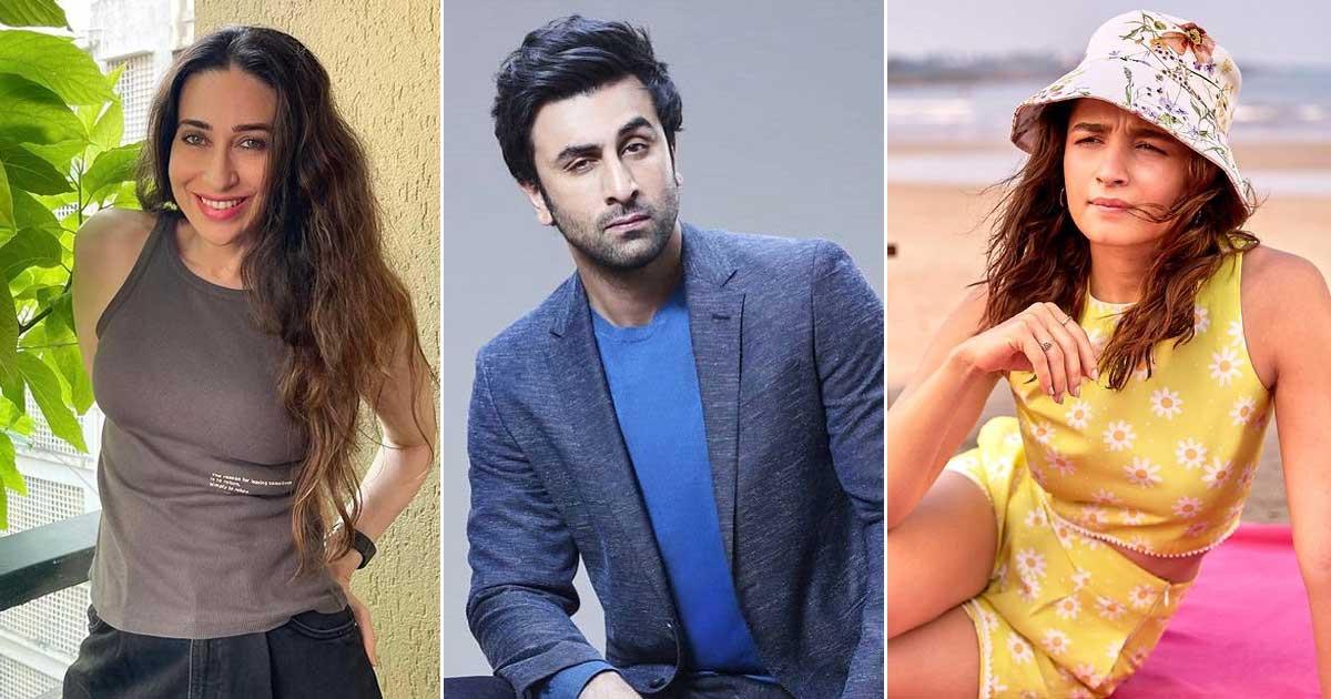 Karisma Kapoor Has An Epic Response To Adding Alia Bhatt's Name To The Kapoor Family