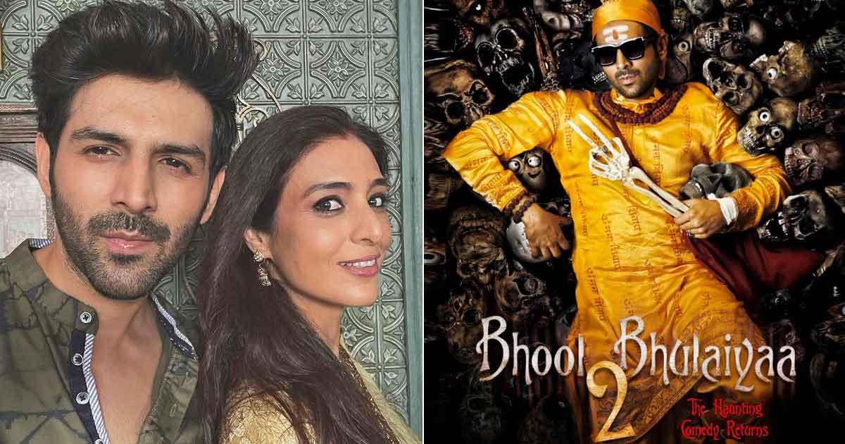 Kartik, Tabu resume 'Bhool Bhulaiyaa 2' shooting