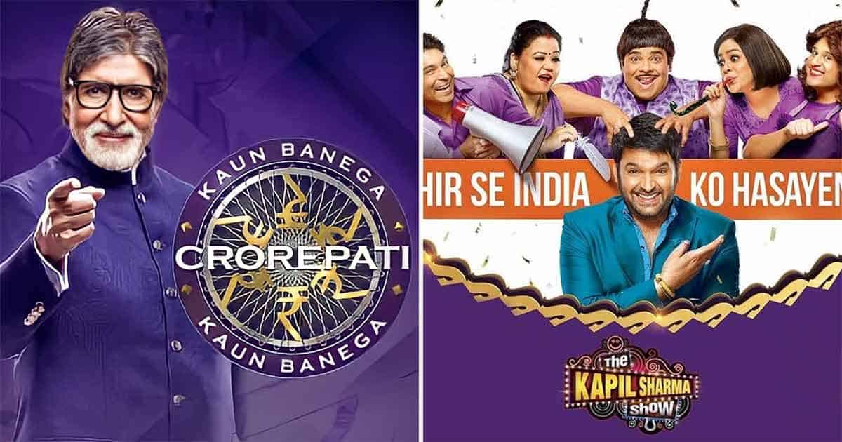 Amitabh Bachchan Hosted Kaun Banega Crorepathi 13 Is Targetting An Ad Revenue Of Rs 400 Crores?