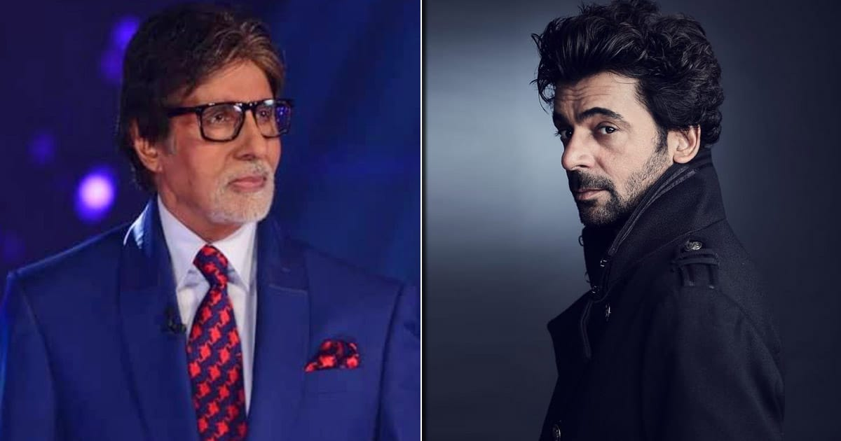 """KBC 13: Amitabh Bachchan Calls Sunil Grover A """"Adbhut Kalakaar"""" After A Question About It Makes It Way To The Show"""