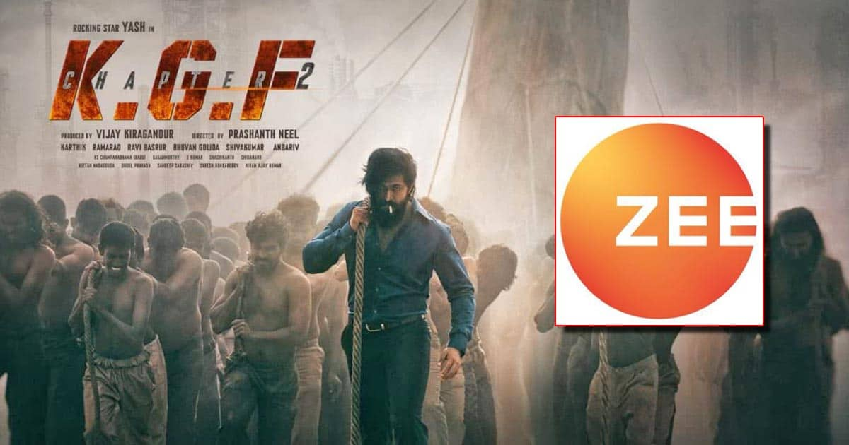 KGF Chapter 2 Makers Seals A 100 Crore Deal With Zee?