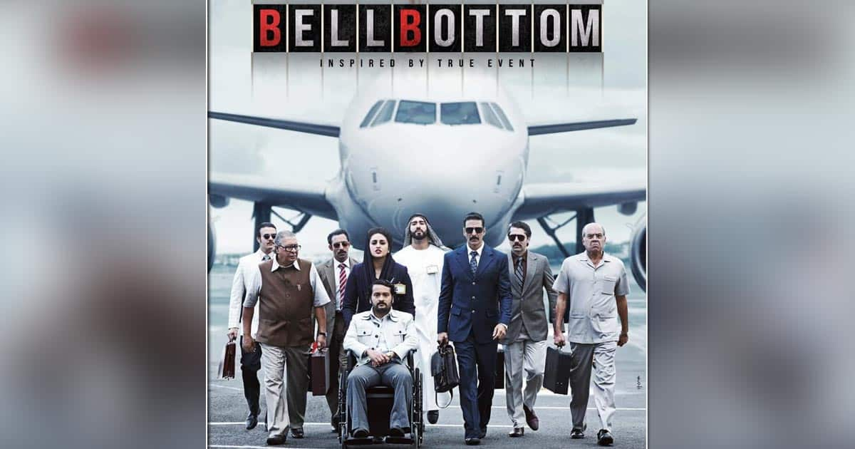 Box Office - Akshay Kumar's Bell Bottom jumps on Sunday, all eyes on weekday stability now