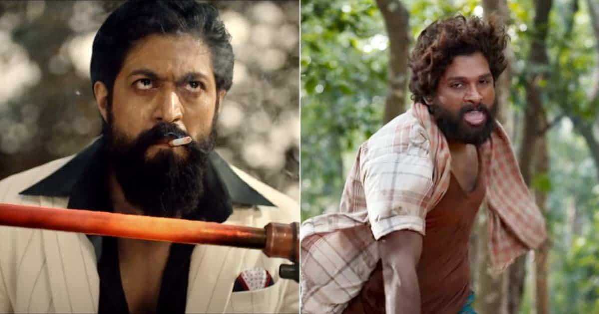 KGF Chapter 2 To Face Allu Arjun's Pushpa?