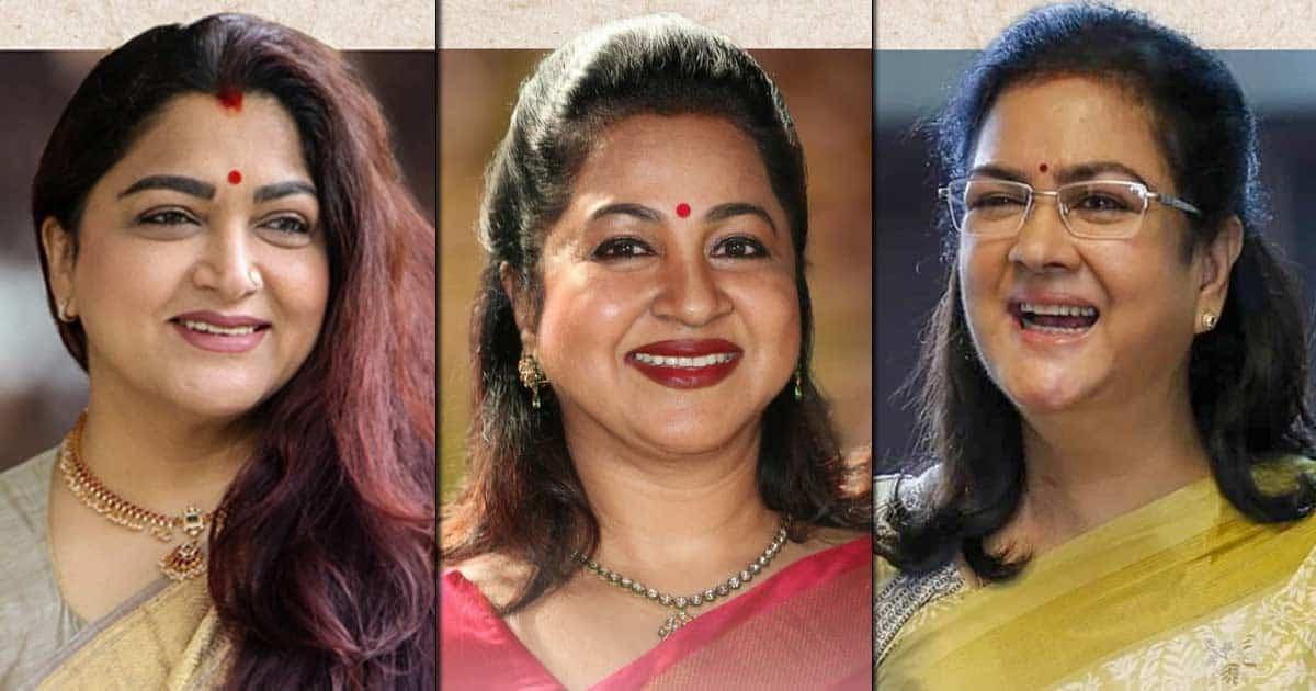 Khushbu, Radhika Sarathkumar Join 'Aadavaallu Meeku Johaarlu' Cast