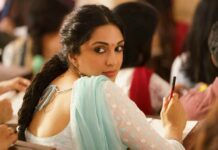 Kiara Advani delivers a stellar performance in Shershaah