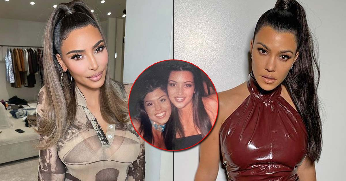 Kim Kardashian Reveals Why She Didn't Become A 'Wild Party Girl' During College While Sharing A College Days Pic With Kourtney Kardashian