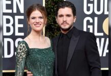 Kit Harington says there's no break from parenting