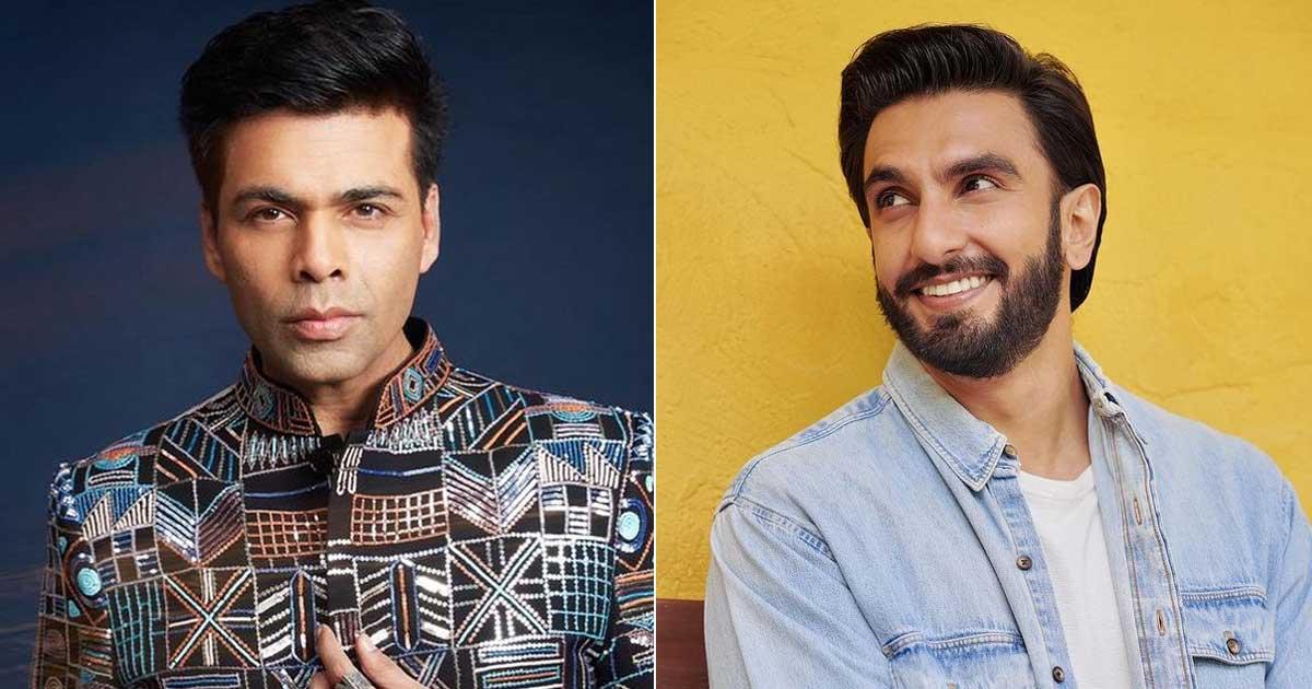 Karan Johar reveals why Ranveer Singh fits well to co-host 'Bigg Boss OTT'