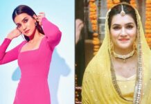 Kriti says sudden weight loss-gain 'not a healthy thing to do'