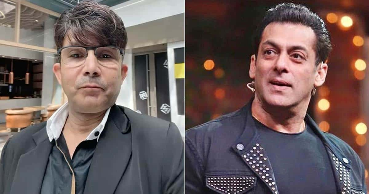KRK Is At It Again! Takes A Salman Khan Being Stopped By A CISF Jawan