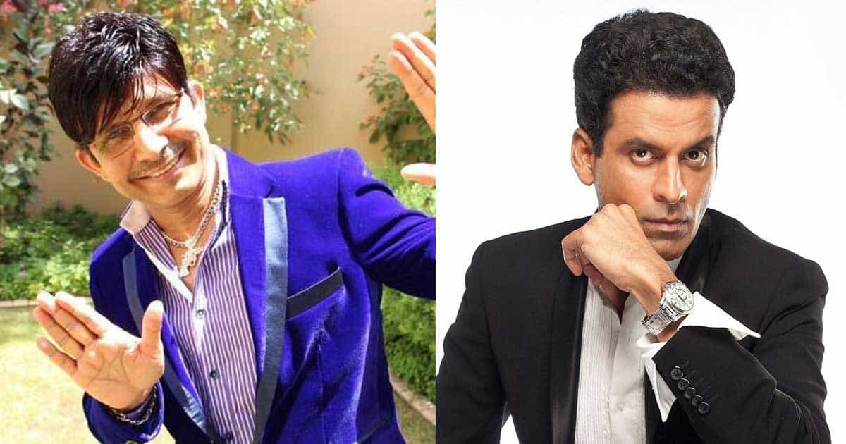 KRK Questions Why Manoj Bajpayee Filed A Defamation Case In Indore & Not Mumbai, Adds