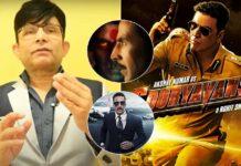 KRK Talks About Akshay Kumar's Sooryavanshi