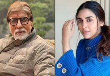 Krystle D'Souza shares her ice-breaking moment with Big B