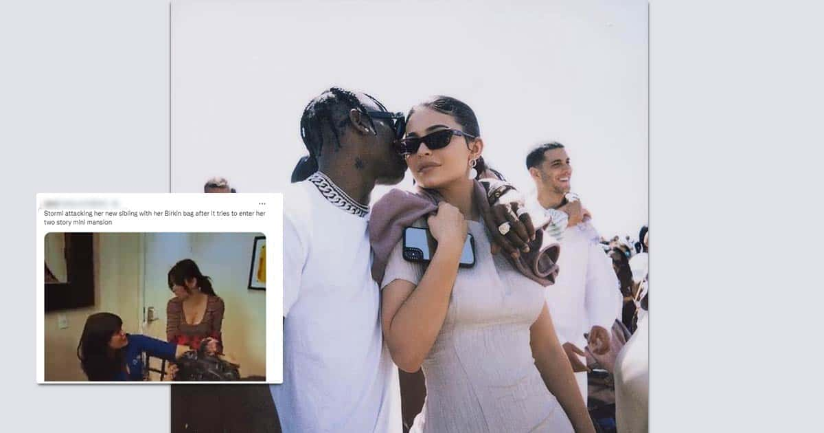 Kylie Jenner expecting second baby with Travis Scott