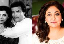 Late Rajesh Khanna Once Opened Up On His Affairs With Dimple Kapadia & Tina Munim
