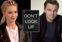 Leonardo DiCaprio & Jennifer Lawrence On-Board For Don't Look Up
