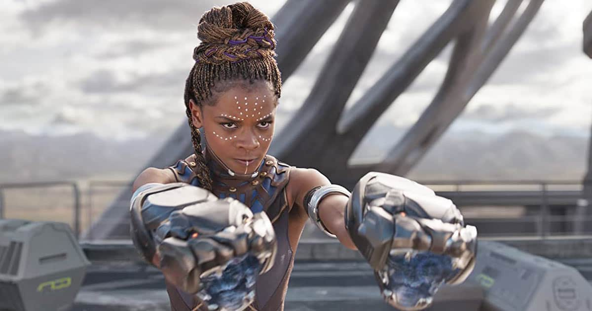 Letitia Wright Meets An Accident On The Sets Of Black Panther: Wakanda Forever