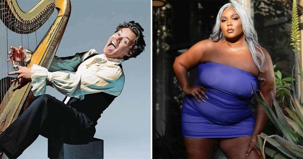 Lizzo's Big Announcement Breaks The Internet Leading To Collaboration Rumours With Harry Styles
