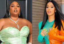Lizzo Gets Teary While Talking About Hate Comments, Cardi B Comes To Support
