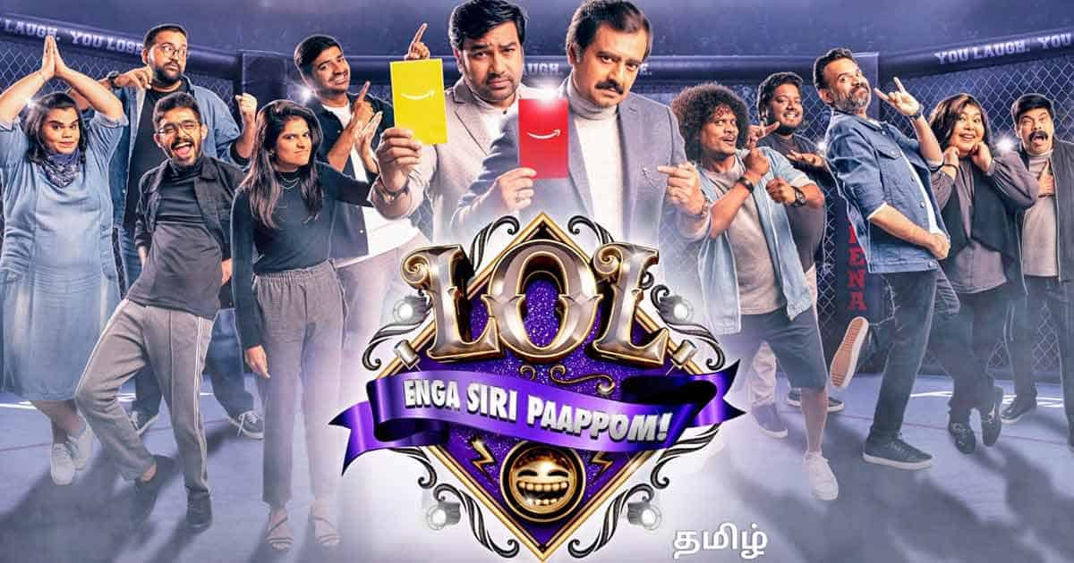 'LOL Tamil: Enga Siri Paappom' to pay homage to late actor Vivek