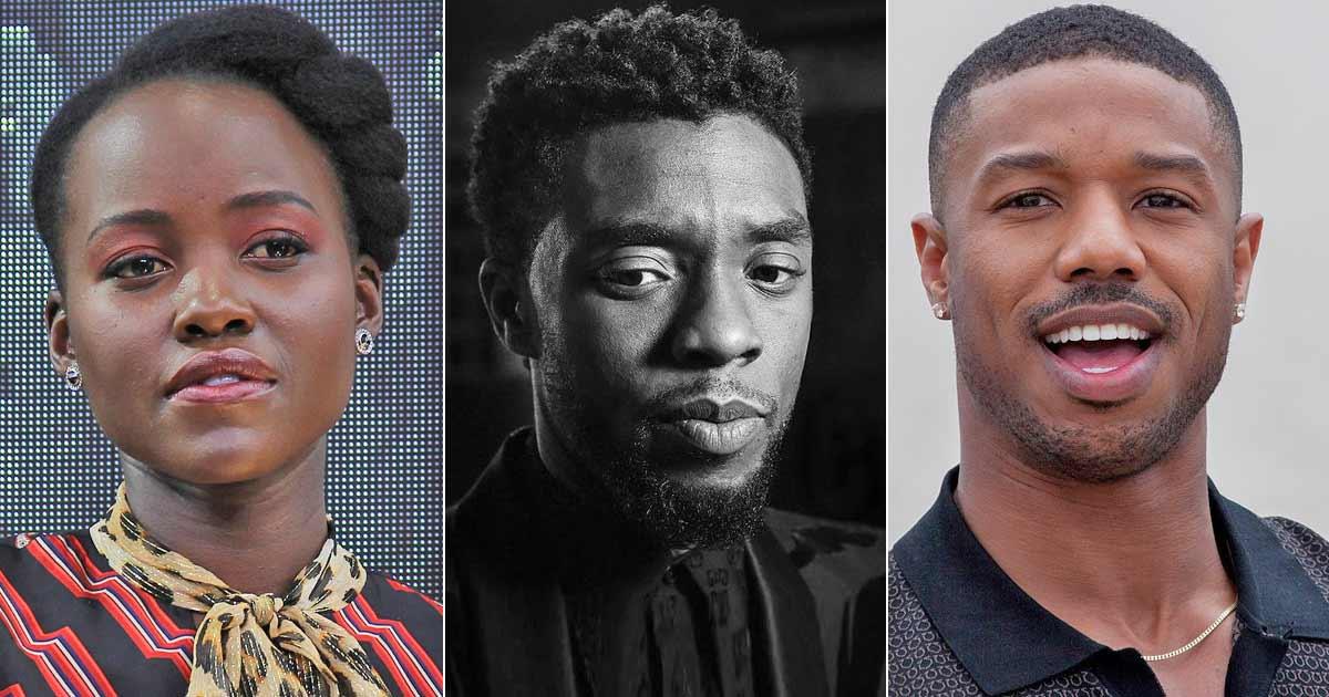 Chadwick Boseman Death Anniversary: Michael B Jordan & Lupita Nyongo Pay Tribute To The Black Panther Actor!