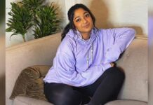 Maitreyi Ramakrishnan second person of South Asian descent on Teen Vogue cover
