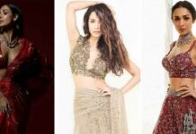 Malaika Arora Is The 'Desi S*x Icon' Of India & These Tempting Red-Hot Looks Seal The Deal!