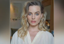 Margot Robbie hasn't been home for two years